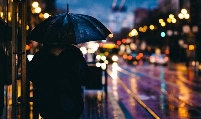 vreme za kišobran