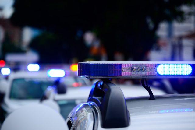 policija u boru