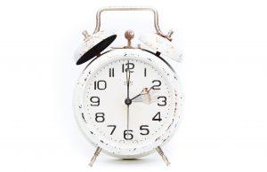 Sat, zimsko računanje vremena