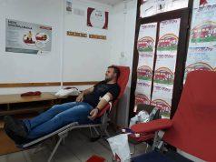 akcija dobrovoljnog davanjakrvi