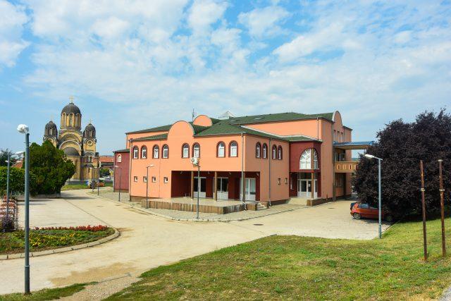 Dom kulture u Kotlujevcu