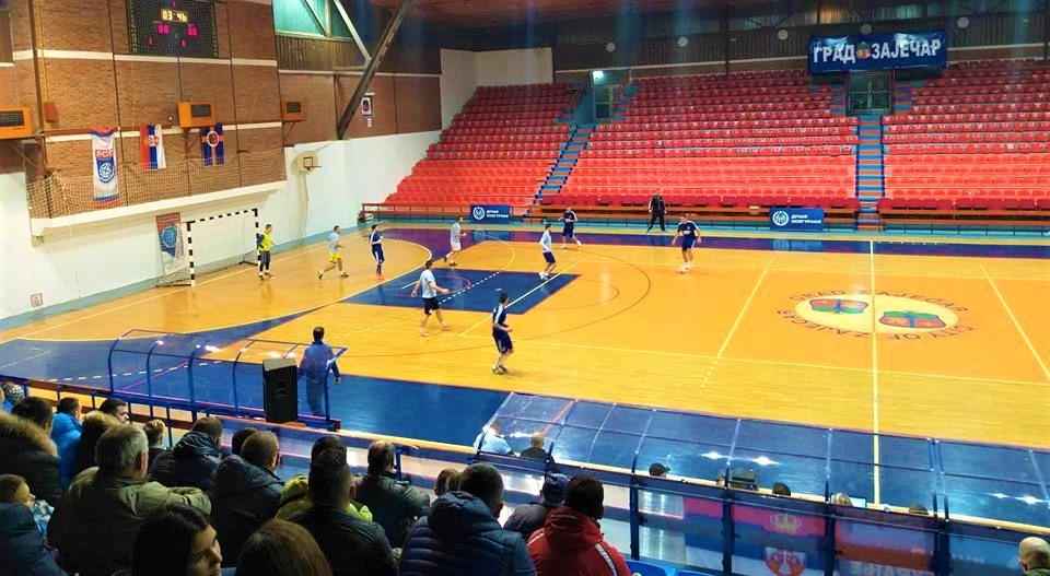 Prvenstvo Srbije u futsalu