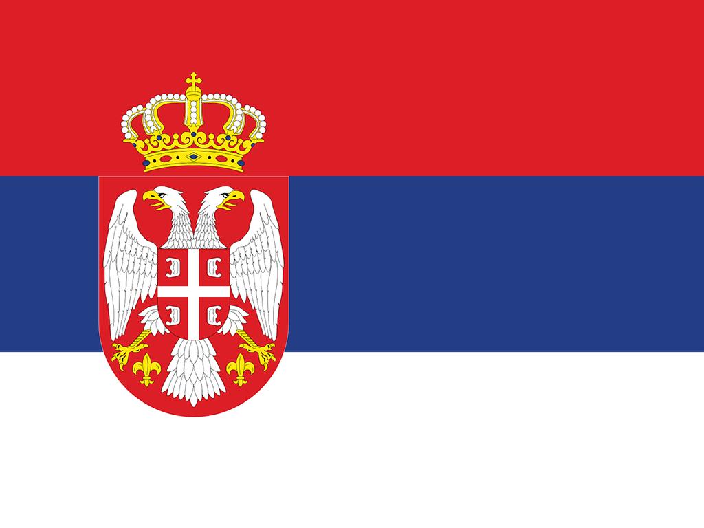 Zastava i grb Srbije