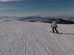 Stara plaina, skijanje