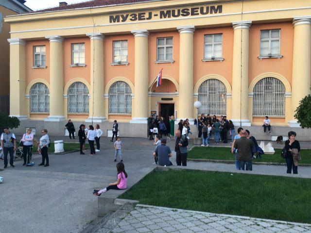muzej noć dan