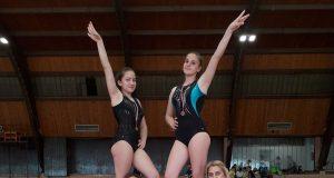 zaječarske gimnastičarke