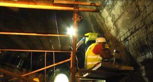 rekonstrukcija tunela na pruzi