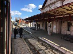 voz železnička