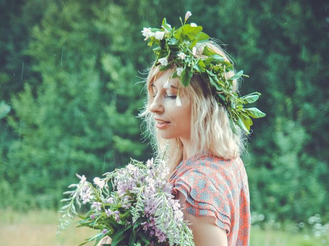 Ivandan venčići i cveće