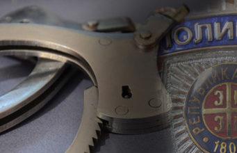 hapšenje policija