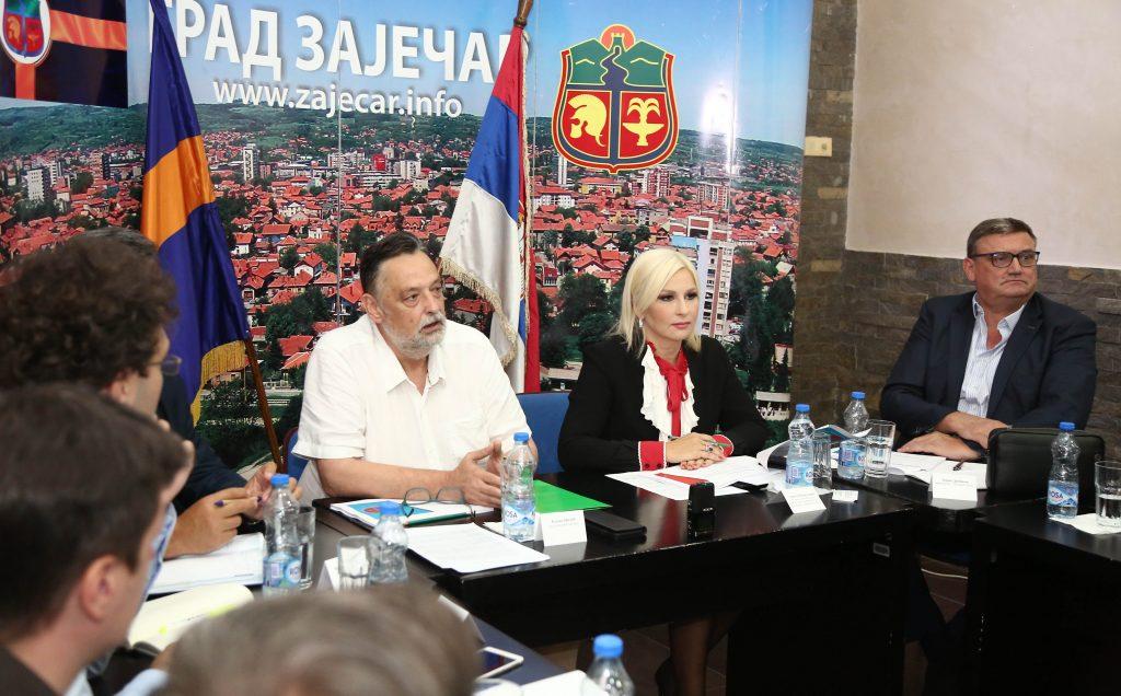 Boško Ničić i Zorana Mihajlović