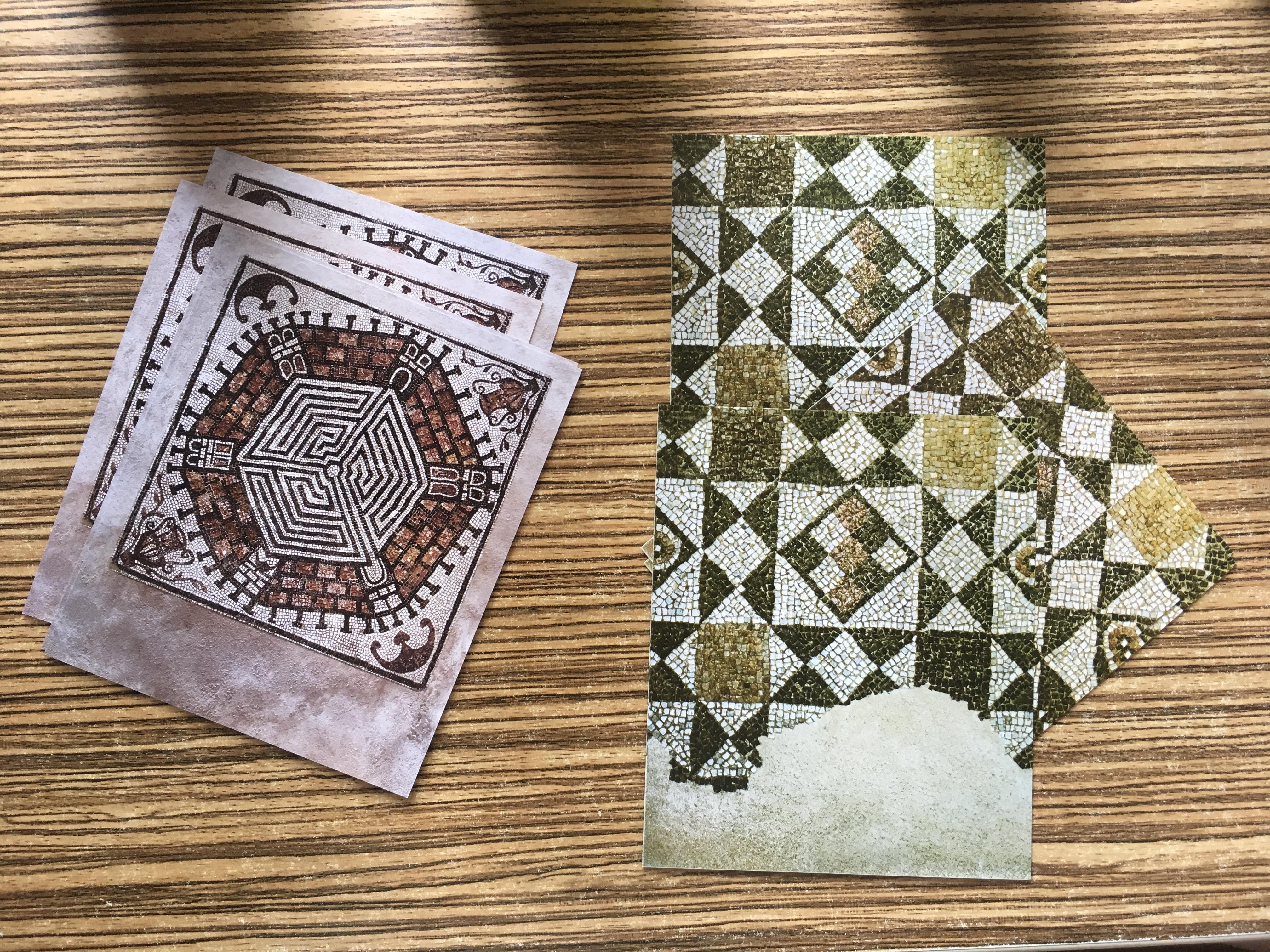 holograd razglednice