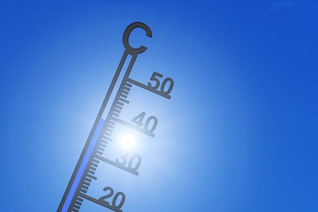 sunčano i toplo vreme