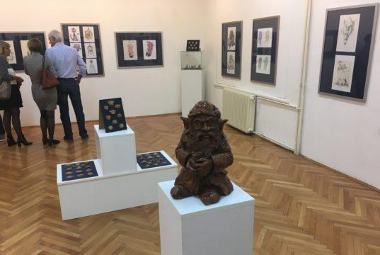 Izložba Dragana Boškovića