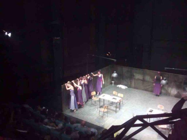 Žene iz Troje u Bitef teatru