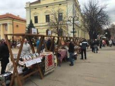 Novogodišnji bazar u Zaječaru