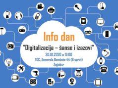 Info dan: Digitalizacija - šanse i izazovi