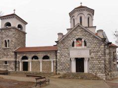 Hram SV Georgija u Boru