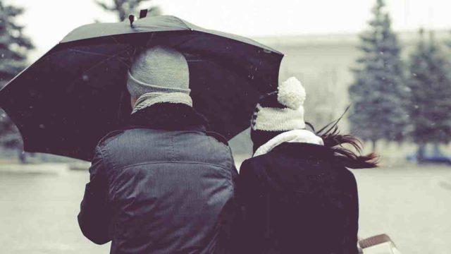 Par ispod kišobrana