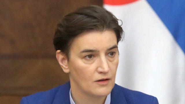 Ana Brnabić: Država spremna i na rigoroznije mere ukoliko bude potrebno