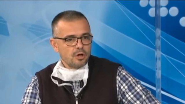 Ministar poljoprivrede, šumarstva i vodoprivrede u Vladi Republike Srbije Branislav Nedimović