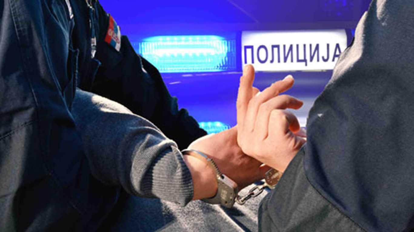 policija hapšenje