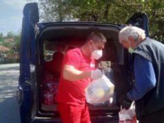 Paketi pomoći za staračka domaćinstva