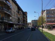 Zaječar, ulica Nikole Pašića
