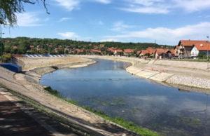 Reka Timok, Popova plaža Zaječar