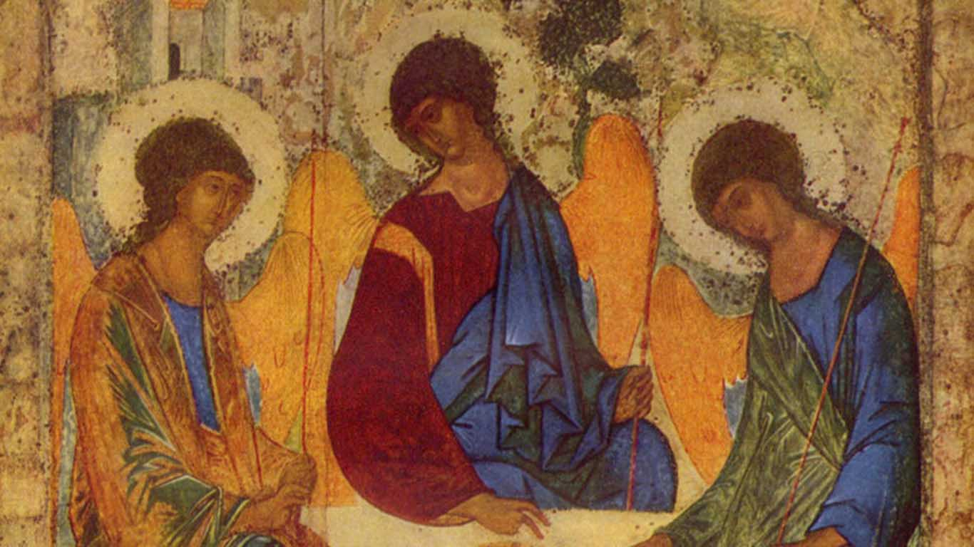 Praznik Svete Trojice - Duhovi - Pedesetnica