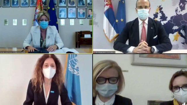 EU donacija za zdravstvo