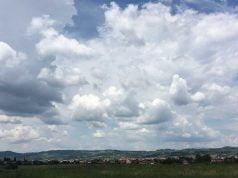 Oblaci iznad Zaječara