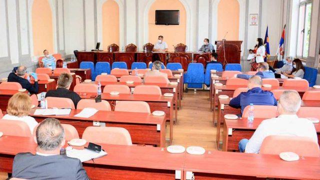Sastanak povodom epidemiološke situacije u Timočkoj krajini