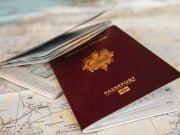 Pasoš, putovanja, granica