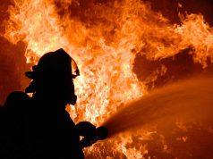 Vatrogasac - požar