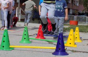Vežbanje dece