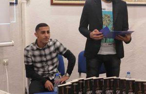 """Meti Kamberi, promocija romana """"Grad bola"""" u Zaječaru"""