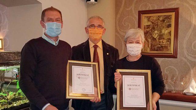 Balcanica Superior dodela sertifikata u Kladovu