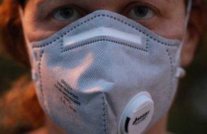 Korona virus maska