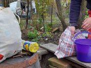 Prehrambeni paketi Crvenog krsta Zaječar