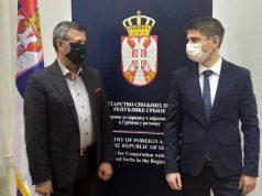 Vladan Jeremić i Arno Gujon