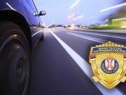 Policija, brza vožnja, saobraćaj