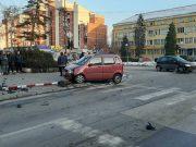 Saobraćajna nezgoda u centru Zaječara