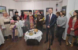 Sveti Sava, obeležavanje slave Zavičajni muzej Knjaževac