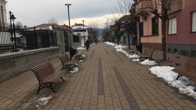 Timočke bune, Zaječar, ulica