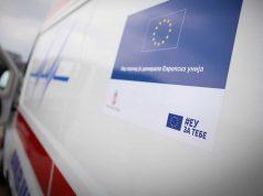 Sanitetsko vozilo EU za tebe