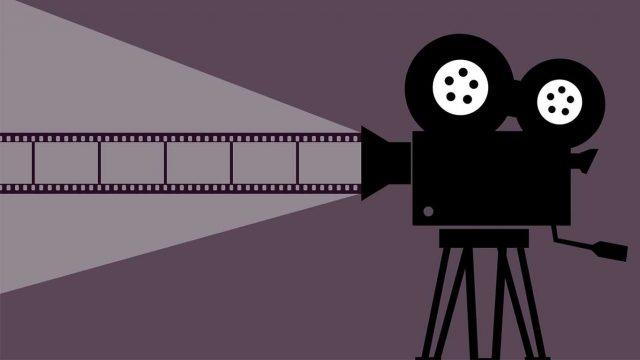 Bioskop, film, kamera