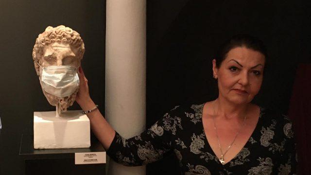 dr arheologije Maja Živić, Narodni muzej