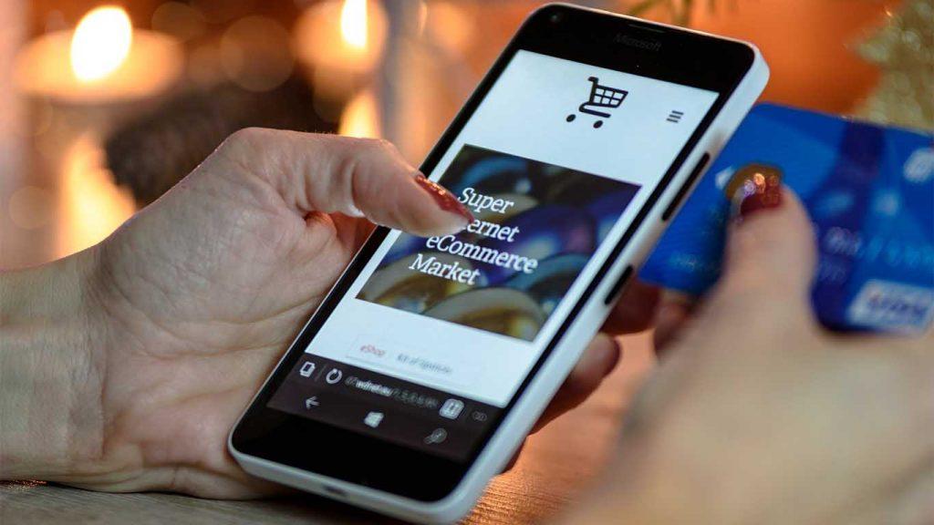 Onlajn kupovina preko mobilnog