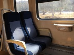 Sedište u vozu